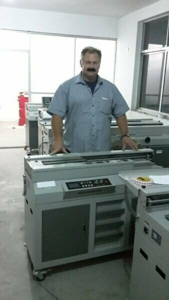Print Finishing Equipment Guillotines, Invoice book Perforating