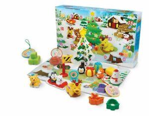 Multi-Coloured VTech Toot-Toot Animals Advent Calendar