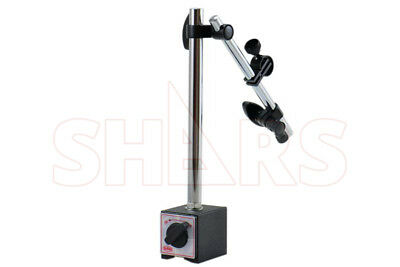 Magnetic Base with Fine Adjustment Dial Test Indicator 170 Lbs Force