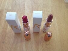 NEW MAC RiRi Hearts 2013 Holiday  PLEASURE BOMB AND BAD GIRL RIRI LIPSTICKS.2pc