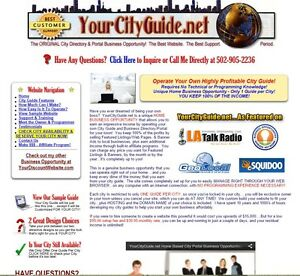 Details about Local Business Directory & Portal Website for Sale
