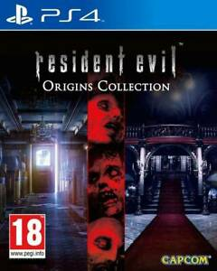 Resident-Evil-Origins-Collection-PS4-neuf-sous-Blister