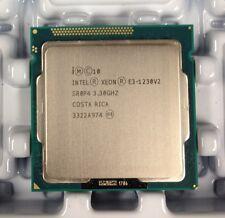 SR0P4 Intel Xeon E3-1230V2 3.3GHz Quad-Core (CM8063701098101) Processor
