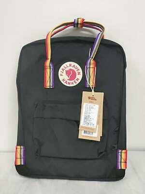Fjällräven Kanken Rucksack 7L Tagesrucksack OX red-rainbow Schulrucksack Daypack