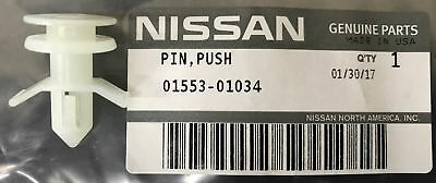 Genuine Nissan 01553-01034 Seat Back Pin
