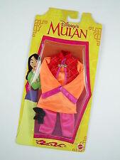 Mattel Disney's Mulan Far East Fashion Doll Accessary Outfit Ref. 67931 - NEW