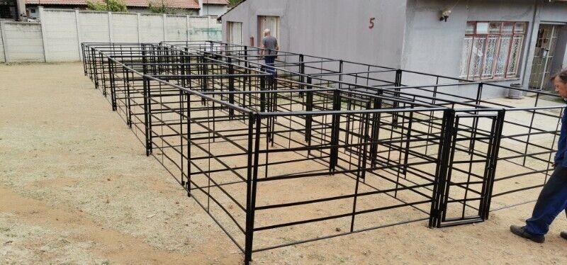 Sheep Kraal panels