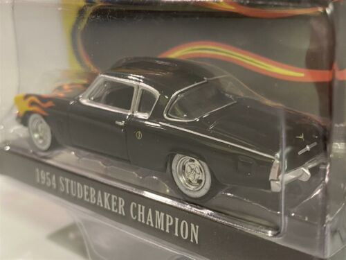 Details about  /1954 Studebaker Champion 1:64 Scale Flame Series Greenlight 30116