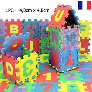 36Pcs-Mousse-EVA-Bebe-Enfant-Puzzle-Alphabet-Numeros-Blocs-Tapis-Educatif-Jouet