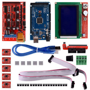 3D-Printer-Kit-RAMPS-1-4-Mega2560-12864-LCD-Controller-A4988-for-Arduino-Reprap