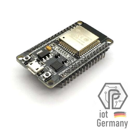 Esp-32 WiFi /& Bluetooth Development Boardcp2102ESP-WROOM 32Arduino tes
