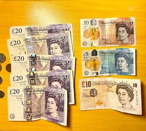 Real-British-Pounds-Currency-for-Travel