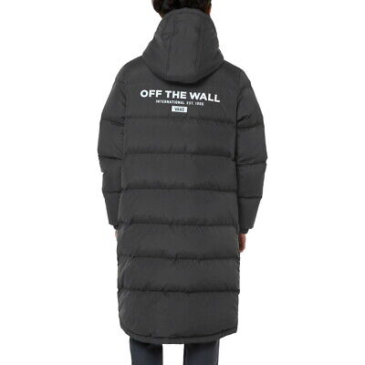 VANS Mens WINTER COLLECTION LONG DUCK DOWN JACKET VN0A3DHV1O7 GREY S 2XL TAKSE   eBay