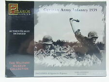 LOT 6214 | Pegasus 7499 German Army Infantry 1939 1:76 ungebaut NEU in OVP