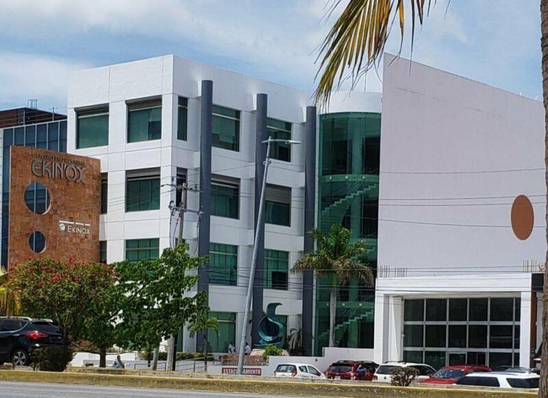 CANCUN oficina en VENTA edificio corporativo