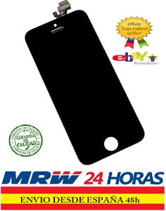 Pantalla-Completa-para-Iphone-5-Negra-Negro-Tactil-Digitalizador-LCD-Marco