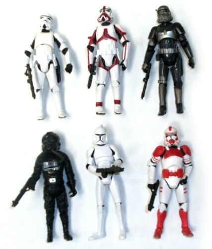 STAR WARS Stormtroopers /& Clonetroopers toy figures PICK YOUR FIGURE!