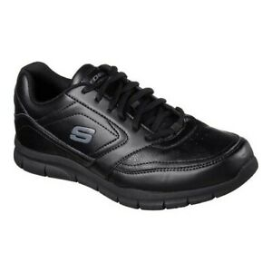 Skechers-Men-039-s-Work-Relaxed-Fit-Nampa-Slip-Resistant-Sneaker