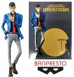 II Figure blu Statua Stars Lupin giacca Piece The cm Master Third 18 wBtPqB