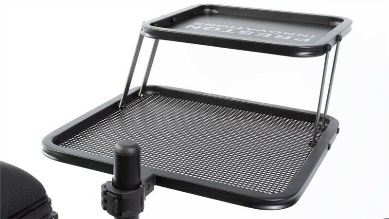 Preston Innovations Offscatola 36 doppio Decker Lato Vassoio Smaill o grei disponibili