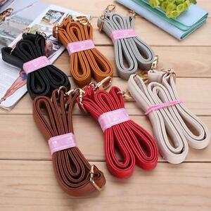 Image Is Loading Uk Diy Replacement Leather Bag Shoulder Strap Handle