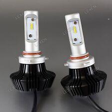 LED Headlight G7 9005 /H10 Xenon HID ZES Chip LED light Upgrade 6000K G7 9005 f