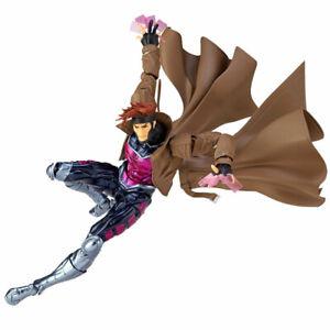 Kaiyodo-Amazing-Yamaguchi-No-012-Gambit-Revoltech-Action-Figure-New-Toy-gift