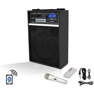 acdb658fc72ae2 Details about Pyle-Pro 300-Watt Bluetooth 6.5