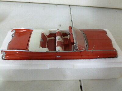 Danbury Mint 1959 Cadillac Series 62 Red   eBay