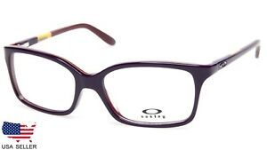 5e08b983584 Image is loading NEW-OAKLEY-Intention-OX1103-0452-PURPLE-EYEGLASSES-GLASSES-
