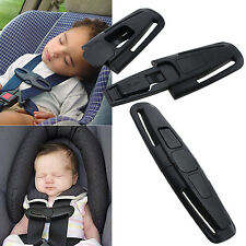 SM Car Children Baby Safety Seat Strap Belt Harness Chest Clip Safe Lock Buckle