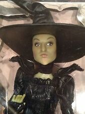 Disney Store Oz The Great and Powerful  Wicked Witch of the West Doll NEW