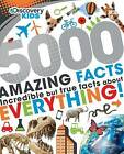 5000 Amazing Facts (Discovery Kids) by Parragon (Hardback, 2015)
