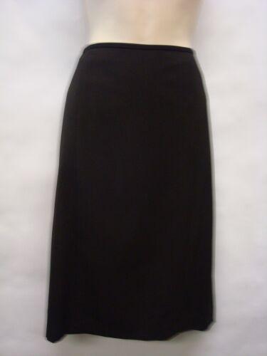 Ergofit 8 Skinny Nwt del ginocchio Lunghezza dettaglio Gonna Vendite Black Rafaella Sharp Taglia al 72 wzrt5qtf