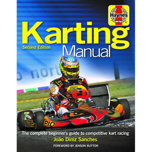 Details about The Karting Manual (2nd Edition) by Haynes