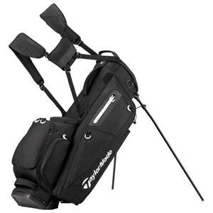 Sac-de-golf-TAYLORMADE-Trepied-Flextech-noir-NEUF