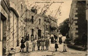 CPA-Parcay-sur-Vienne-Rue-Principale-611902