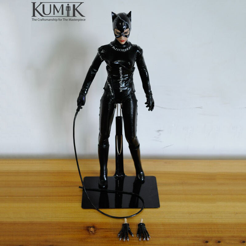 HOT FIGURE TOYS 1 6 kumik KMF-022 Michelle Pfeiffer 1989 Catwoman