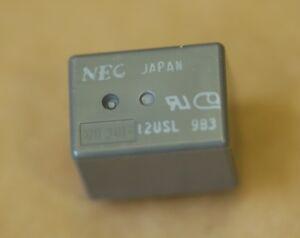 NEC 12V 10A Automotive Relay MR301-12HSL MR 301 SPDT 12VDC