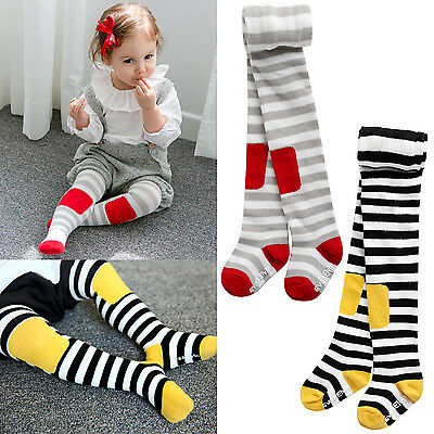 "Vaenait Baby Kids Girls Tights Bottom Trousers Socks Set /""S.Ribbon/"" 100-210mm"