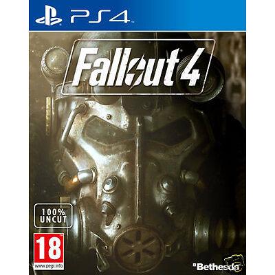 Fallout 4 - PS4 Playstation 4 Spiel - NEU OVP - Uncut
