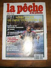 La pêche et les poissons N° 585 truites au toc longueur canne mort manié perche