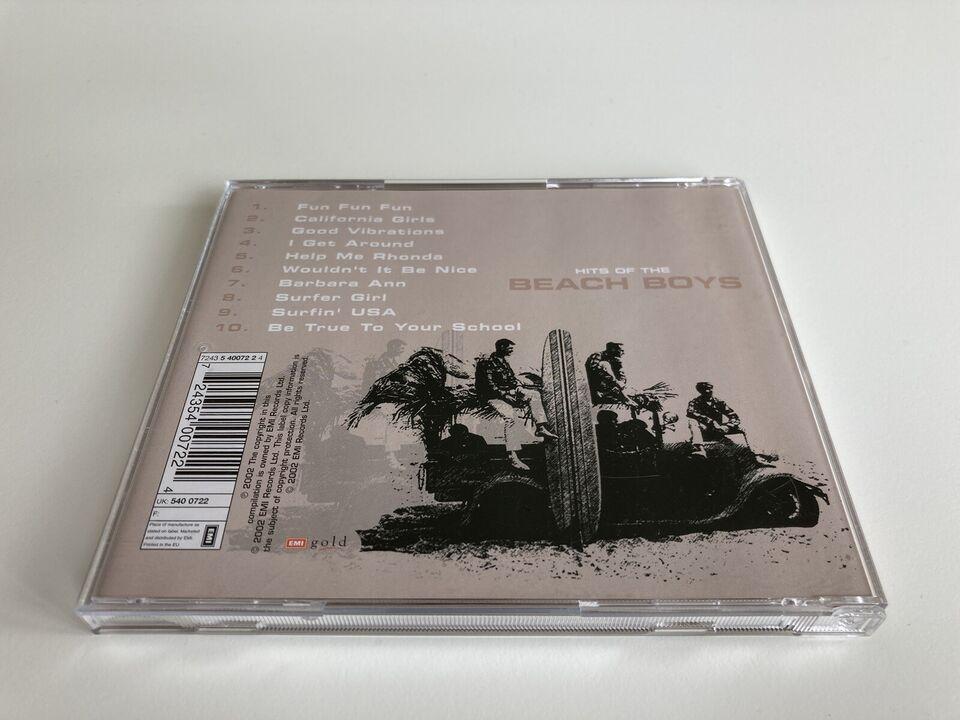 The Beach Boys: Hits Of The Beach Boys, rock