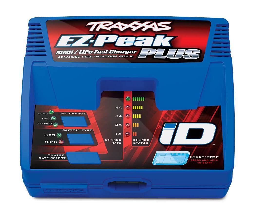 Traxxas EZ Peak Plus NiMh LiPo AC Fast Charger TRA2970