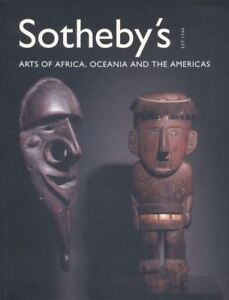 Sotheby-039-s-New-York-Arts-of-Africa-Oceania-and-The-Americas-2001-HB