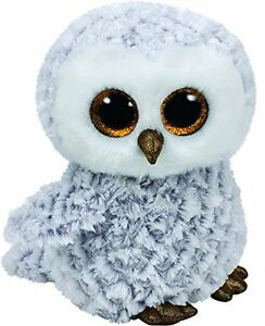 Ty Beanie Boo Plush - Owlette The Owl 15cm 15 Cm 76cb4fb4fcba