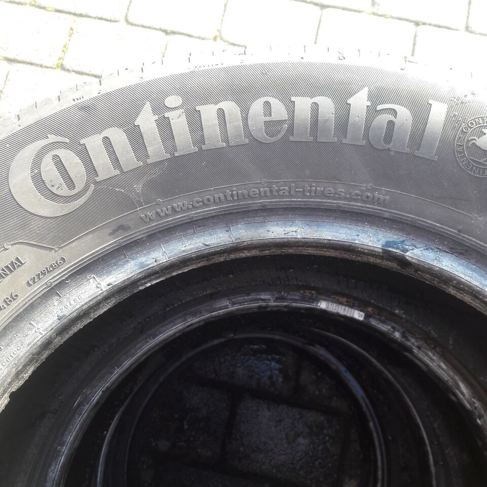 Sommerdæk, Continental, 195 / 65 / R15