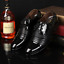 Men/'s Leather Shoes New Dress Formal Oxfords Business Casual Fashion Large Size