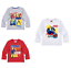 Garçons Enfants Official Licensed Fireman Sam à Manches Longues T Tee Shirt Top