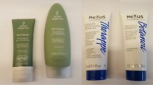 Nexxus-Salon-Hair-Care-Syntress-Botanoil-Therappe-and-Exoil-Shampoo